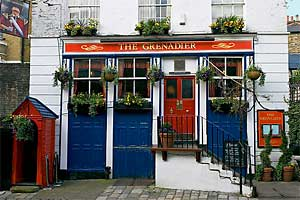 the grenadier pub