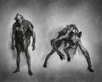 The Skinwalker Changing
